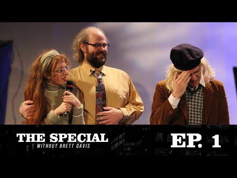 "The Special without Brett Davis  Ep. 1: ""John Gentle"" with Jake Fogelnest & Washer"