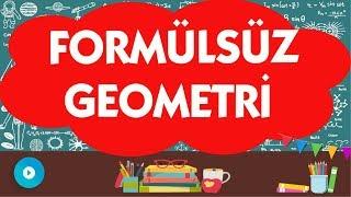 Geometri Formülsüz Soru Çözüm Hileleri | Abdül Aziz Gürbüz