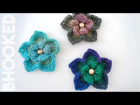 Crochet Tissue Cover Part-2 FunnyCat.TV