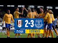 EXTENDED HIGHLIGHTS: FULHAM 2-3 EVERTON
