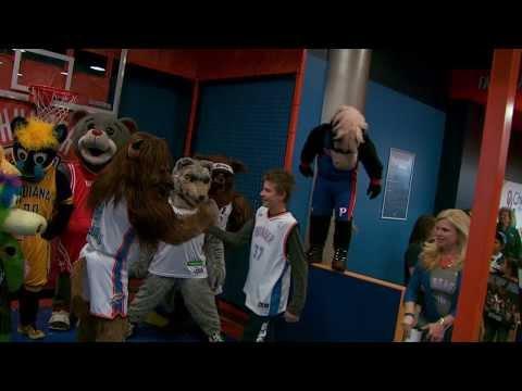 Thunder Video: Mascot Mania