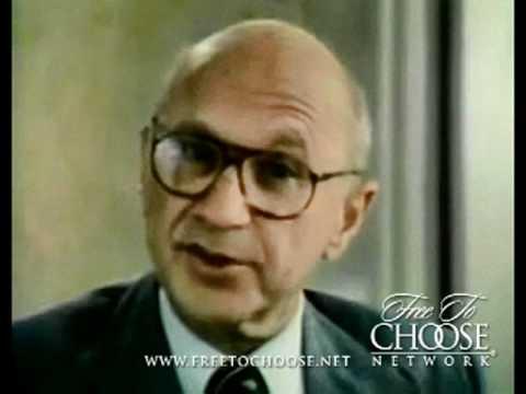 Milton Friedman on Labor Unions - Free To Choose