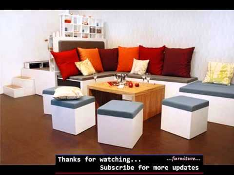 Merveilleux Furniture For Small Spaces | Space Saving Furniture | Resource Furniture  Romance