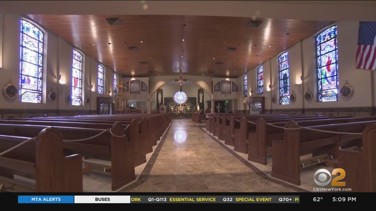 Supreme Court Justices Reject Gov. Cuomo's COVID Restrictions On Religious Services