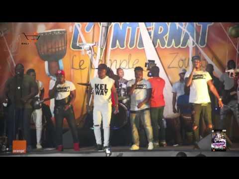 REVOLUTION en concert live à l'Internat chez Aimé Zébié