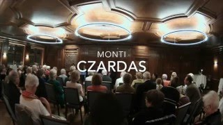 Monti: Czardas für Klarinettenquartett