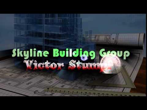 Как сделать интро Skyline Building Group