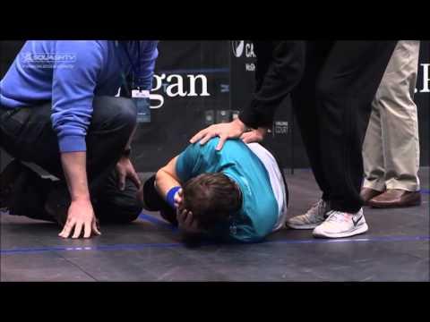 2016 01 12 Grégory Gaultier squash