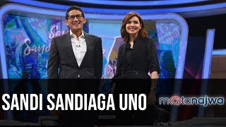 Download Video Sandi Sandiaga Uno (Part 7) | Mata Najwa MP3 3GP MP4