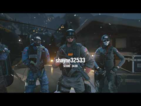 FBI S.W.A.T. ONLY... Rainbow six siege gameplay w/Gamerboy