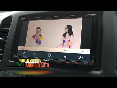 Nonton Youtube Lewat Android Auto