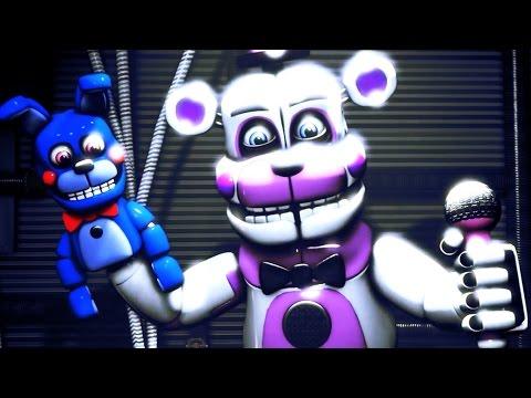 [SFM FNAF] Funtime Freddy (Voice)