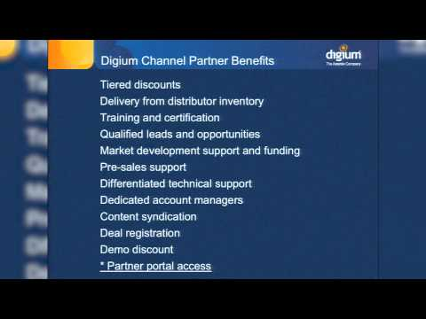 Why Partner with Digium