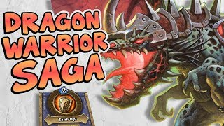 Gambar cover DRAGON WARRIOR RASTAKHAN STYLE | Constructed | Hearthstone
