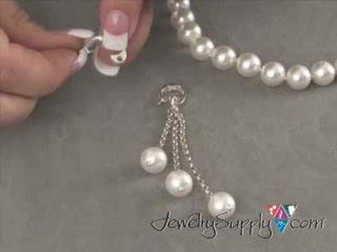 How to use a Pearl Enhancer - Jewlery Making