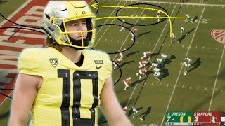 Film Study: Why Justin Herbert might be the right choice for the Los Angeles Chargers
