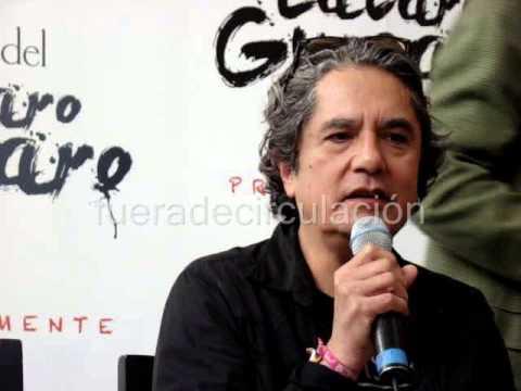 """Andrés Bustamante """"Ponchito"""" presenta """"El Crimen del ..."""