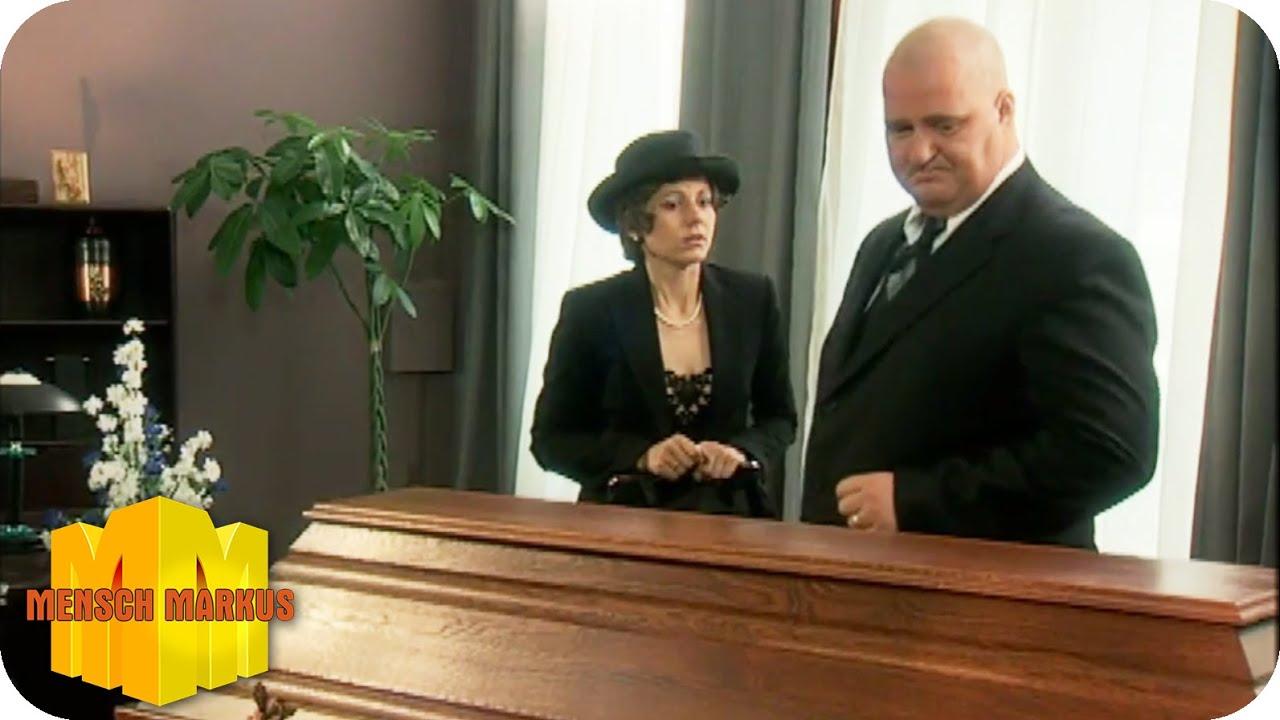 Jürgen Marcus Beerdigung
