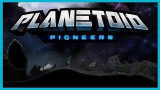 Planetoid Pioneers - (Physics Driven Exploration / Crafting Game)