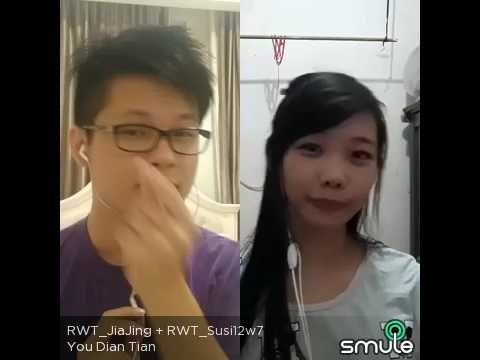You Dian Tian (special duet) smule