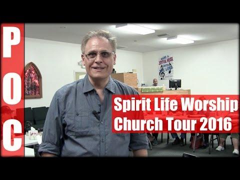 Spirit Life Worship Church Tour 2016