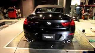 BMW 640i Cabriolet JB4 Eisenmann Exhaust Sound