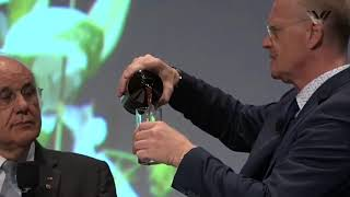 Verway AG | Interview mit dem Aloe Vera Papst | Kurze Version | Aloe Vera drinking Gel