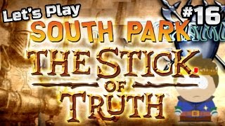 South Park: The Stick of Truth - Episode 16 - The Attack Begins!