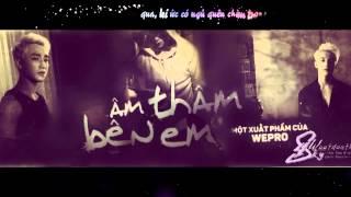 BEAT - ÂM THẦM BÊN EM (Sơn Tùng M-TP - Phối chuẩn - Karaoke Lyrics)