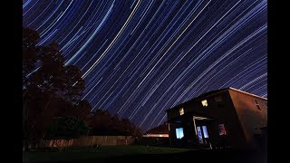 Flat Earth: Ultimate Guide To Star Trails