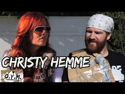 CHRISTY HEMME Shoot Interview | On Your Mark - Ep 20