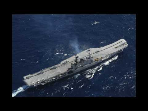 Indian Navy - Blue Water Navy - Domination of Indian Ocean - Part 9