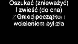 "KRÓL LEW 2- ""JEDEN Z NAS"" / Not One Of Us (polish lirycs) / Verbannung (polnische Texte)"