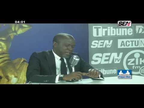 Exclusion d'Amadou Bâ de l'Apr des PA : Yakhame Mbaye se pr
