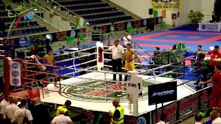 Ring 1 Day 2 WAKO World Championships 2018