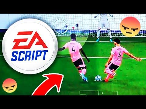 FIFA 21 IS STILL SCRIPTED |
