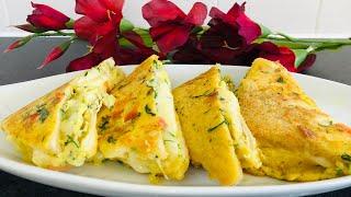 Fn Vlog-R102yummy cheese sandwich Easy Egg Breakfast Recipeসকলর নসত ব বচচদর টফ