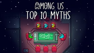 Top 10 Mythbusters in Among Us | Among Us Myths
