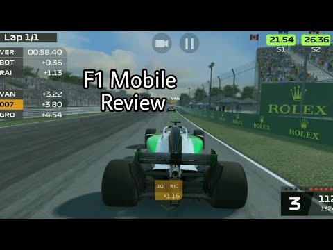 F1 Mobile Racing Review In Hindi + How To Install On Android
