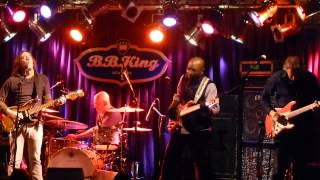 The Ringers - Worried Life Blues 2-6-14 BB Kings, NYC