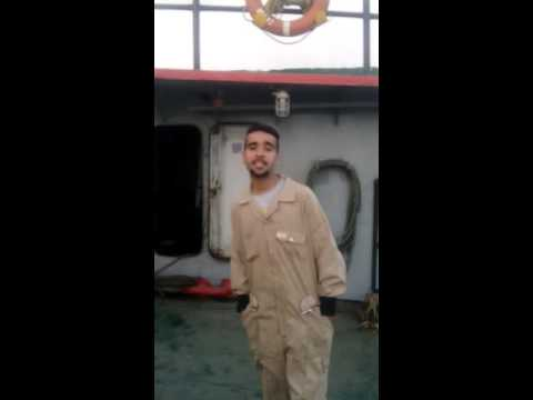 Punjab Guy in Iran Merchant Navy(ship mirmihana).....