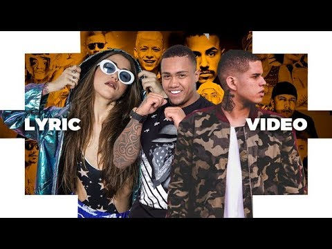 MC Davi, Gaab e Cynthia Luz - Me Negaram Amor (Lyric Video)