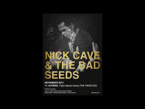 Nick Cave & The Bad Seeds - (Full Set) @ Faliro Sports Arena (Tae Kwon Do), Athens 16/11/2017