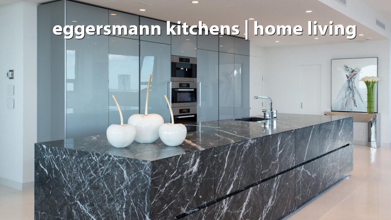 eggersmann kitchens home living youtube. Black Bedroom Furniture Sets. Home Design Ideas
