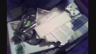 Limited Edition White SLIM 4gb Xbox 360 with Spyro Skylanders unboxing review