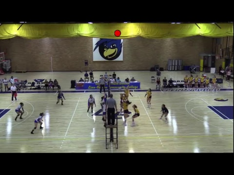 LBCC Volleyball vs South Puget Sound Community College 9/3/18
