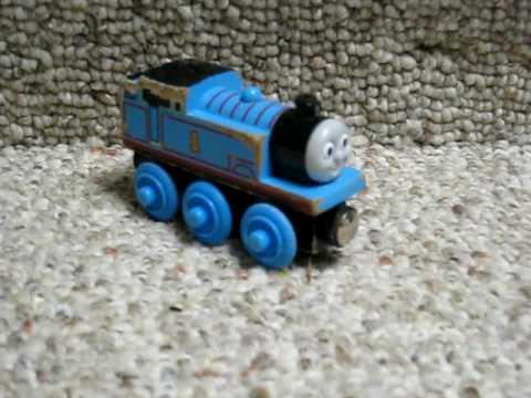 """Thomas singing """"DO YOU LIKE WAFFLES"""""""