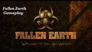Fallen Earth - Gameplay