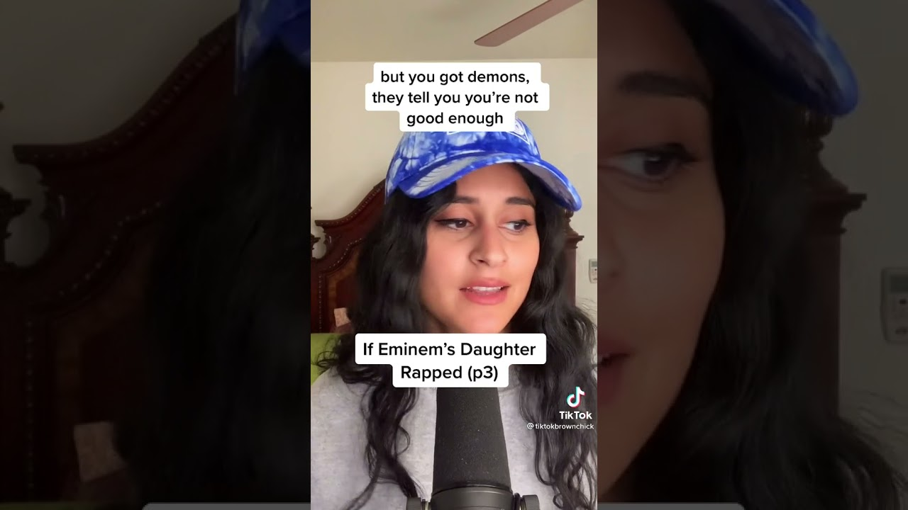 if Eminem's Daughter rapped (p3)