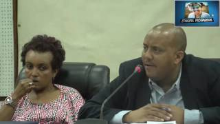 Ethiopia's communication minister Ato Getachew Reda on state of emergency